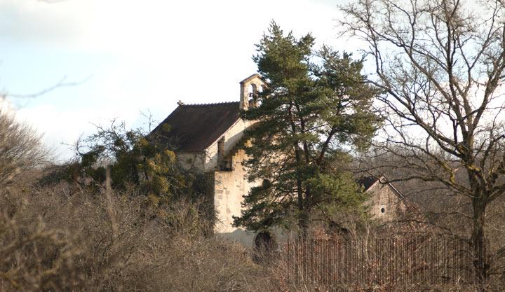 Chapelle St Mayeul, La Bouteille