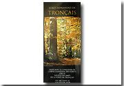 Carte de la forêt de Tronçais